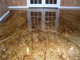 How to Install Epoxy Metallic Floor Systems