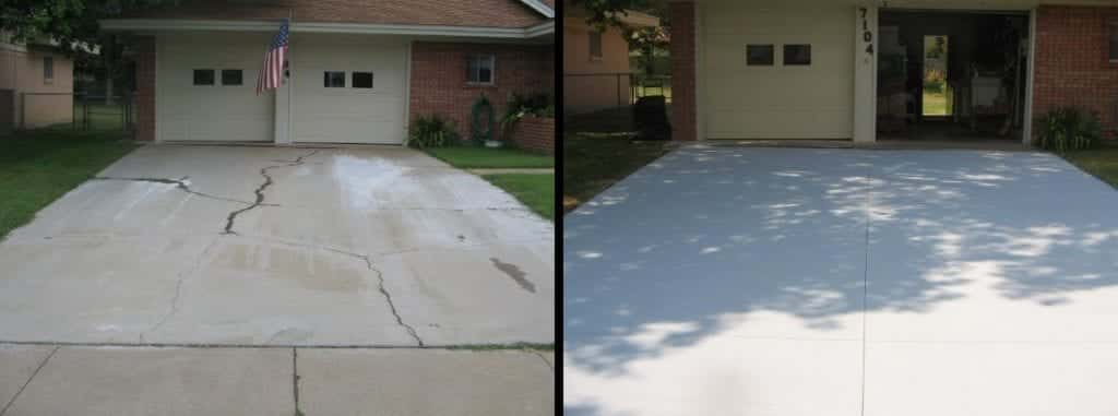 Concrete Repair Products Driveway