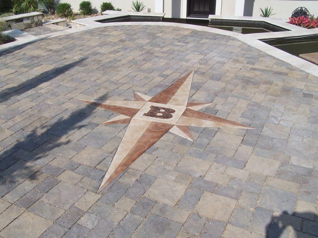 Concrete Cast GFRC Outdoor Area
