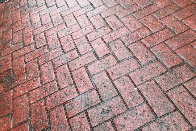 Brick Herringbone C