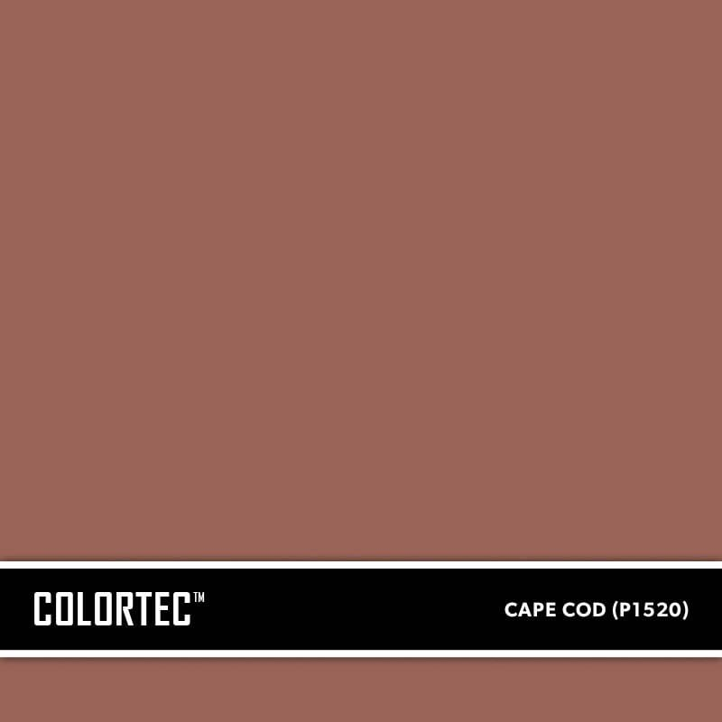 ColorTec Concrete Paint Color Cape Cod