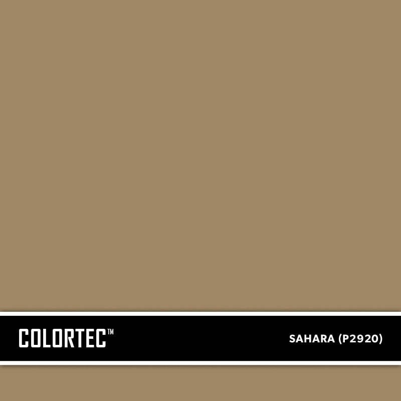 ColorTec Concrete Paint Color Sahara