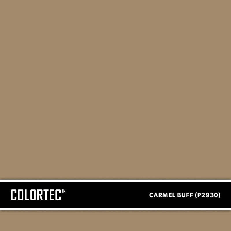 ColorTec Caramel Buff Concrete Paint