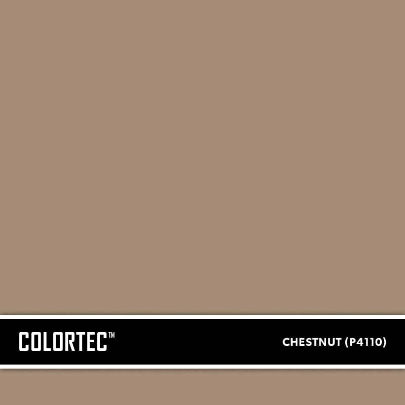ColorTec Concrete Paint Color Chestnut