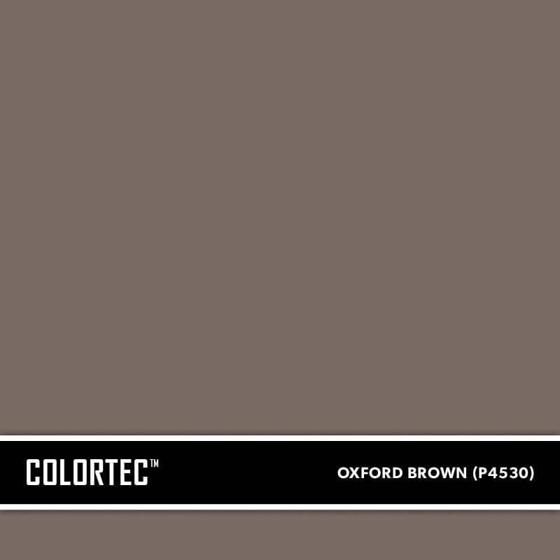 ColorTec Concrete Paint Color Oxford Brown
