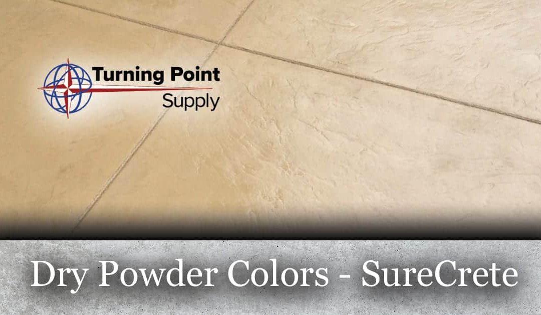 Integral Concrete Color | Surecrete