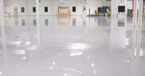 Florogel Epoxy Floor Resurfacing Repair Material System