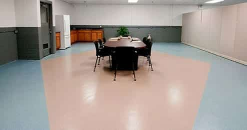 FloroQuartz Commercial and Industrial Grade Epoxy Colored Quartz Systems