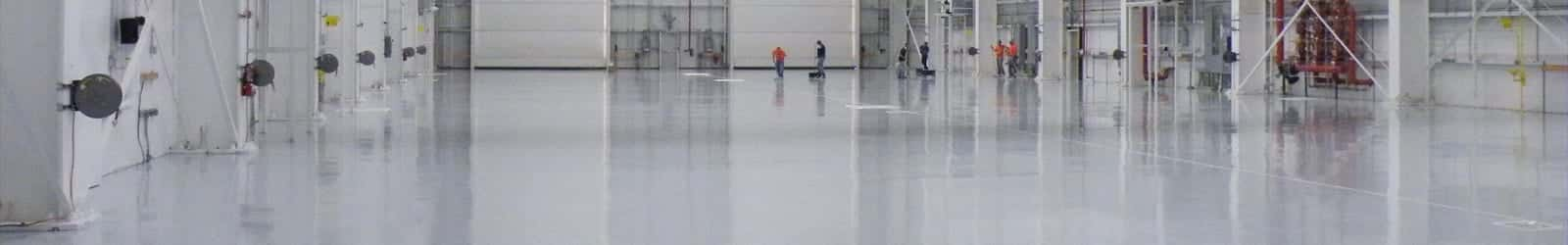 Industrial and Commercial Floor Coating Solutions
