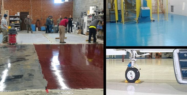 Epoxy Floor Coating Training Class | Charlotte NC