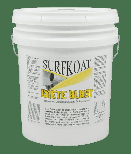 Crete Blast Biodegradable Cement De-Bonding Agent