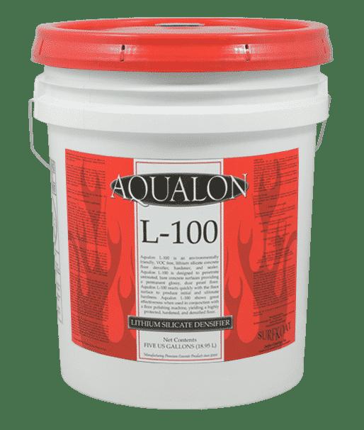 Aqualon L-100 Lithium Silicate Concrete Densifier