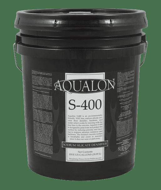 Aqualon S-400 Sodium Silicate Concrete Floor Densifier