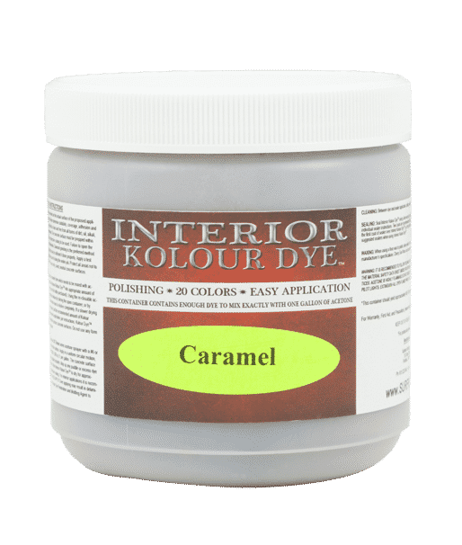 Kolour Dye Translucent Interior Polishing Concrete Dye
