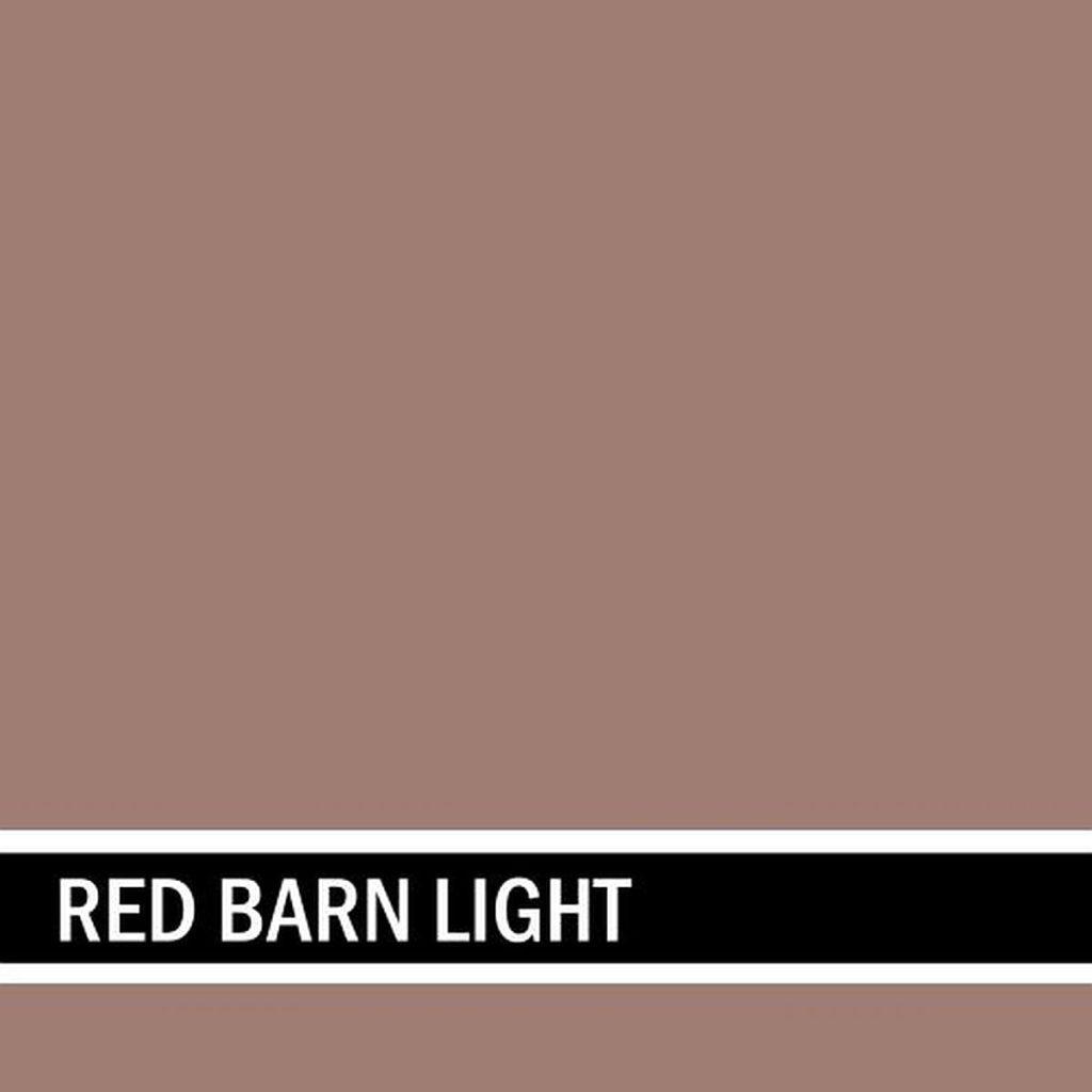 Integral Concrete Color Red Barn Light 1200
