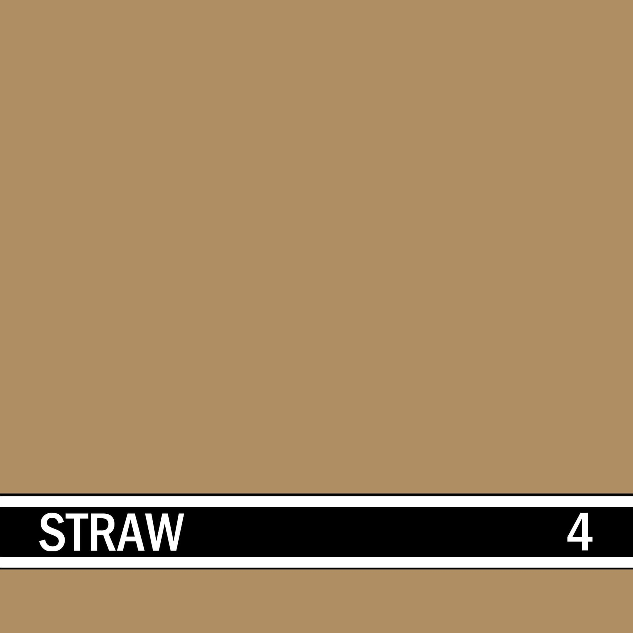 Straw integral concrete color for stamped concrete and decorative colored concrete