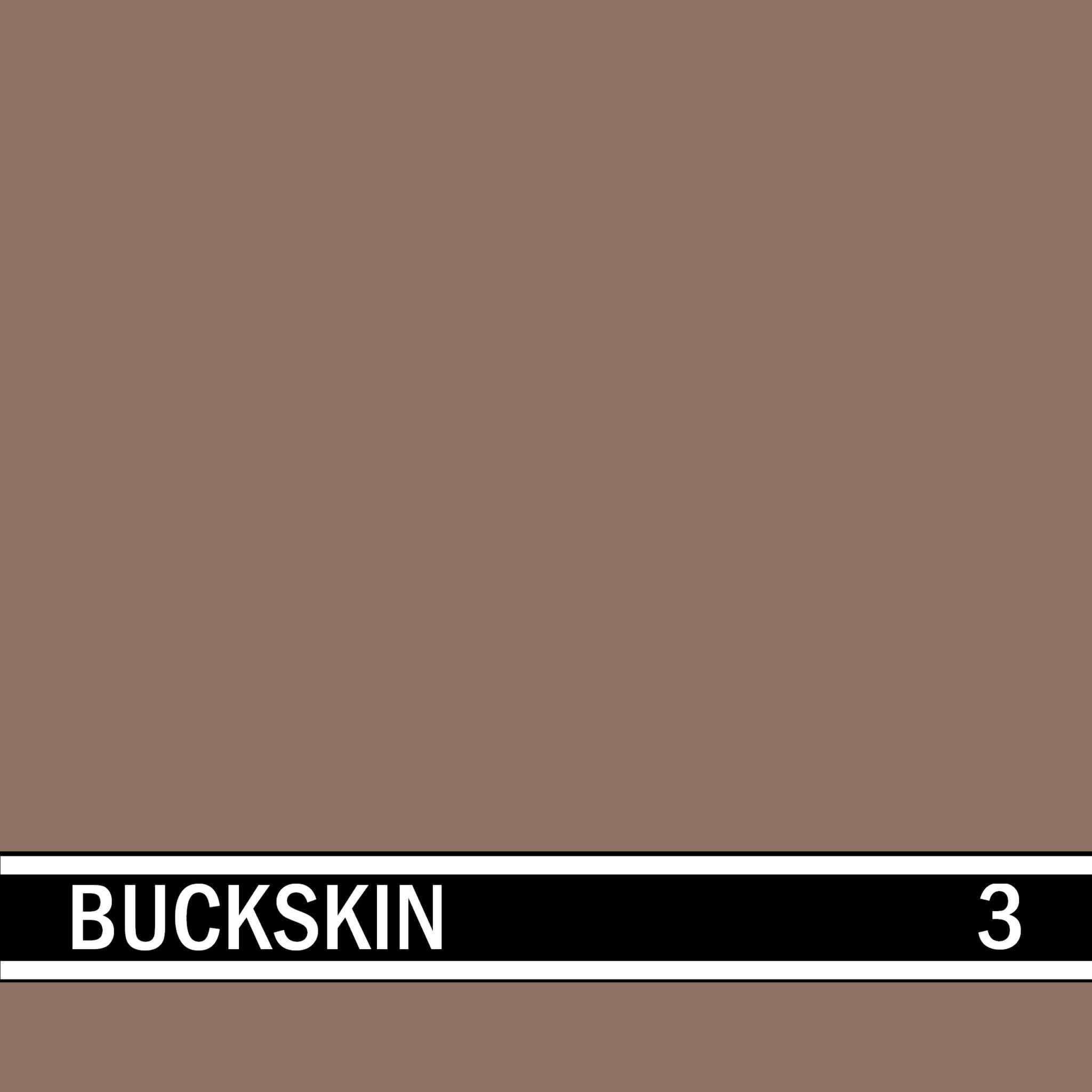 Buckskin integral concrete color for stamped concrete and decorative colored concrete