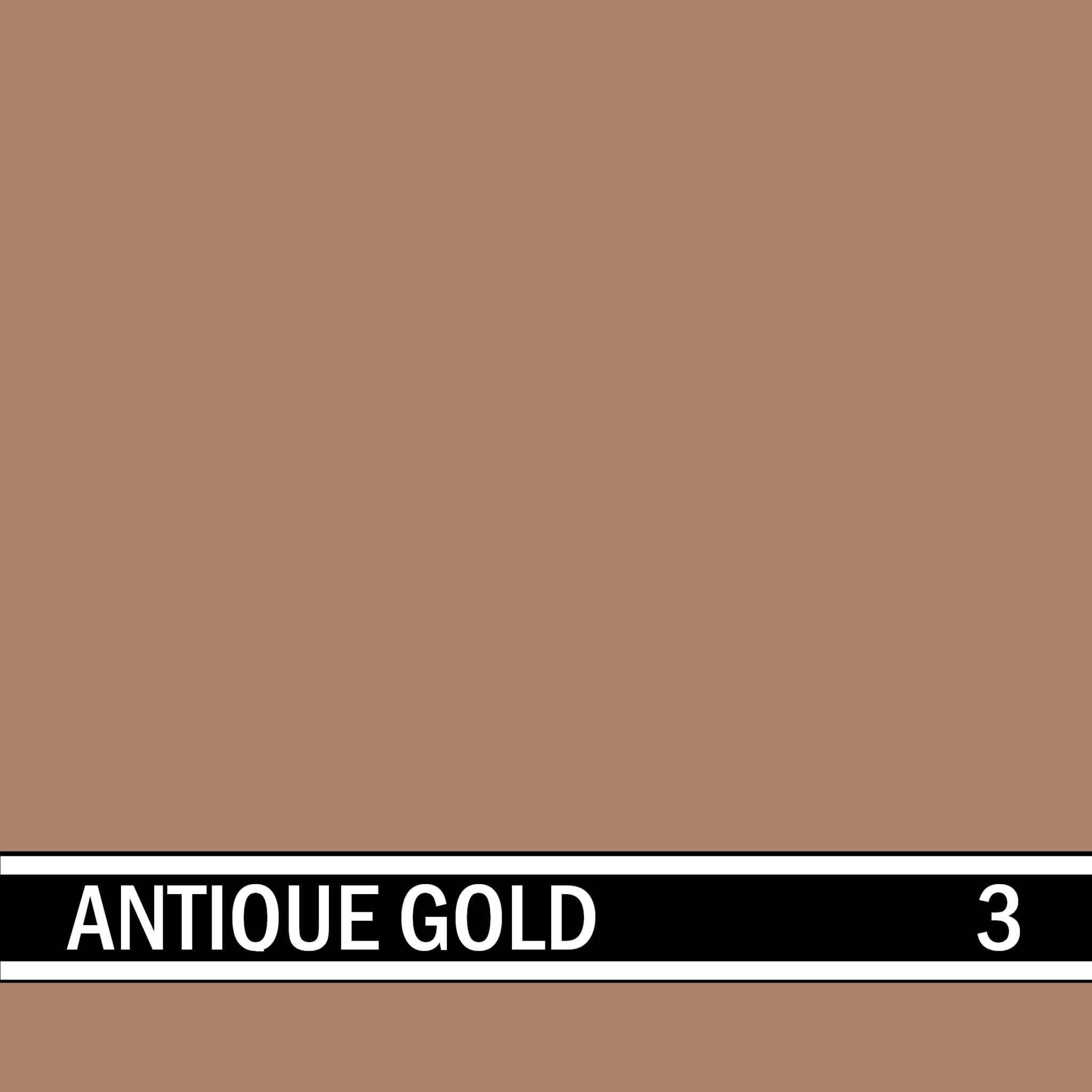 Antique Gold integral concrete color for stamped concrete and decorative colored concrete