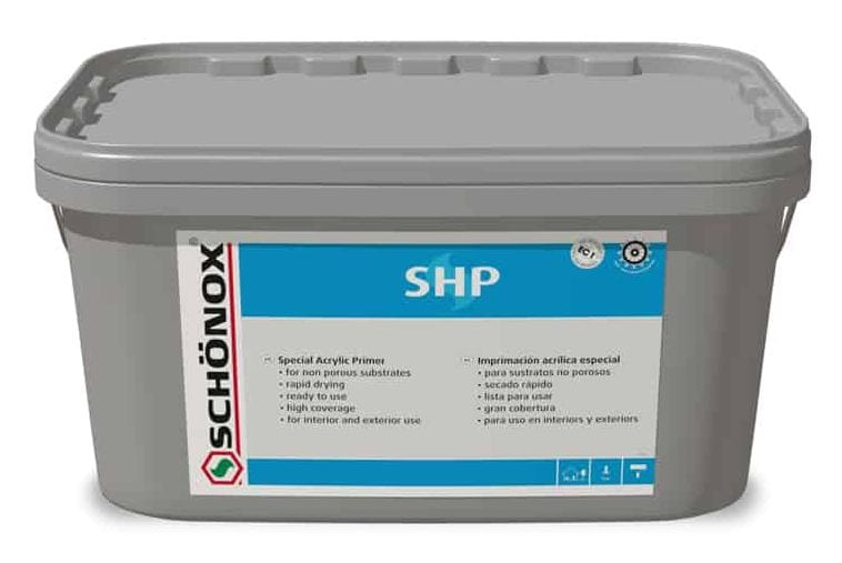 Schonox SHP Primer for Self Leveling Underlayment Systems