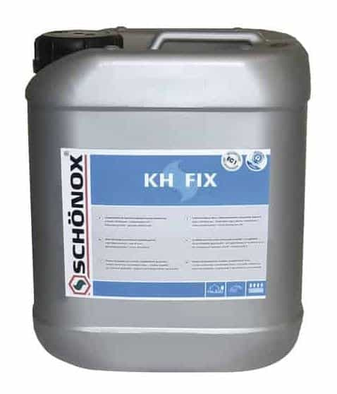 Schonox KH Fix Acrylic Primer for use over gypsum and other special substrates