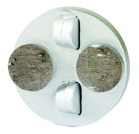 Razorback Silver PCD Concrete Coating Removal Tool