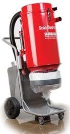 Industrial Vacuum Scanmaskin Scandust 2900 Dust Extractor