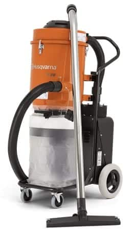 Husqvarna S26 Dust Collection Vacuum System