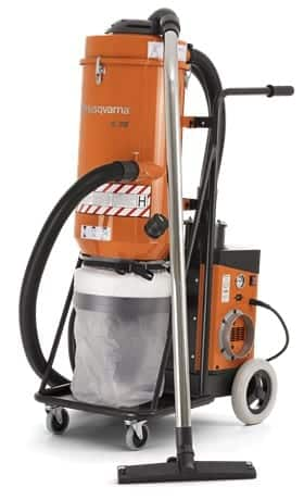 Husqvarna S36 Dust Collection Vacuum System Electric Power