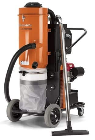 Husqvarna S36P Propane Dust Collection Vacuum System