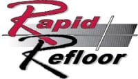 Rapid Refloor Low Viscosity Structural Polyurea/Polyurethane Hybrid Polished Concrete Repair