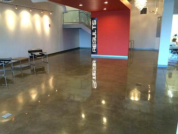 Products for Stained and Polished Concrete Floors