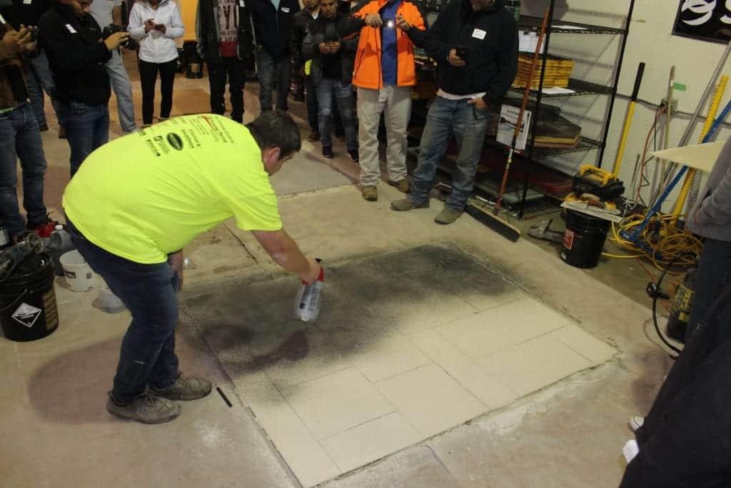 Concrete Overlay Demo - Raleigh 2020