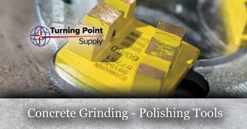 Concrete Grinding - Polishing Tooling