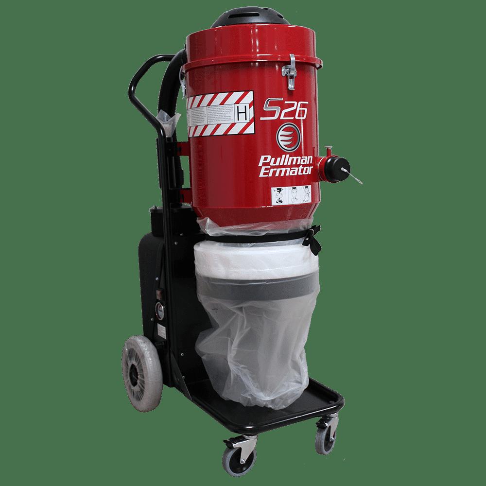 Pullman Ermator S26 HEPA Dust Extractor