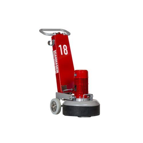 Scanmaskin18 Floor Grinder - Turning Point Supply