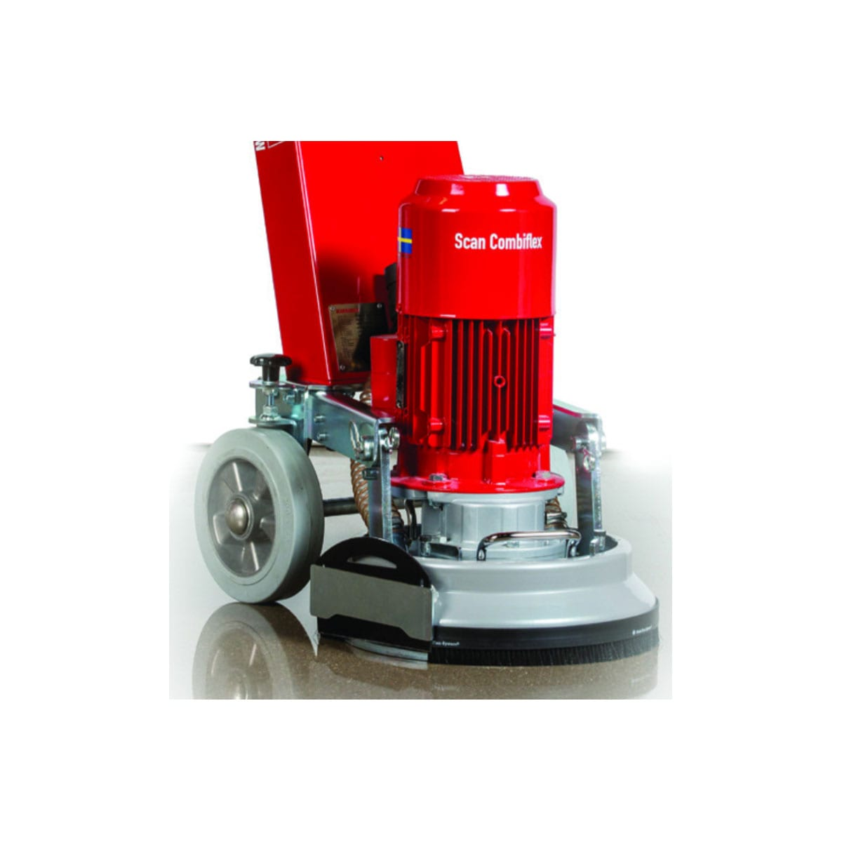 Front Scanmaskin 330 Concrete Grinder - Turning Point Supply