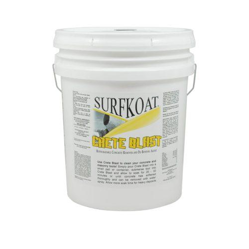 5 Gallons Crete Blast Biodegradable Cement De-Bonding Agent Charlotte and Raleigh North Carolina