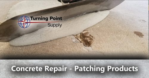 Concrete Repair - Patching Products
