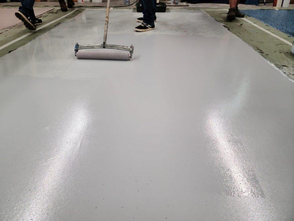 Non Slit Floor Coating For Commercial Floors - Charlotte NC Flooring Class June 2020