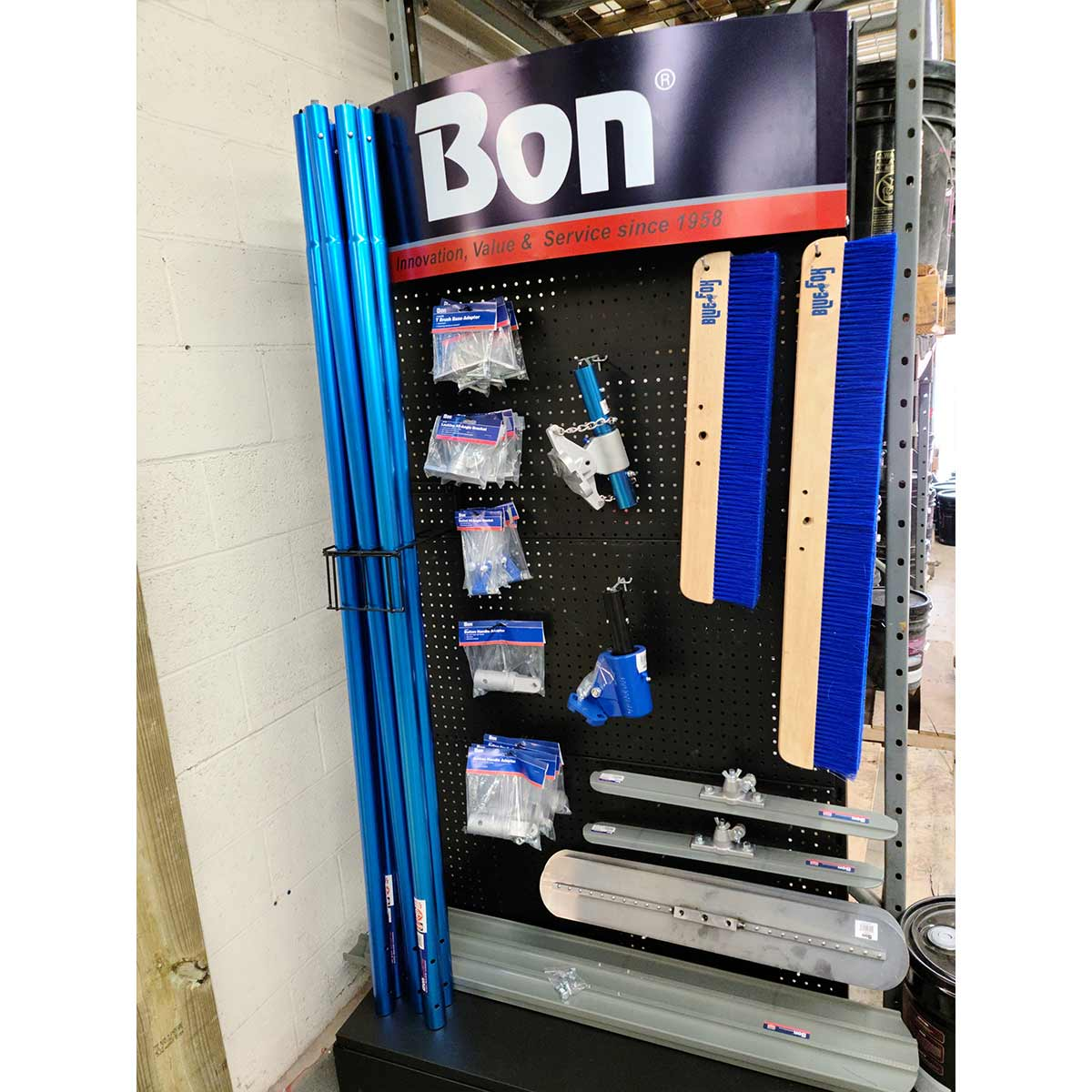 Bon Tools Display Charlotte Raleigh North Carolina 1