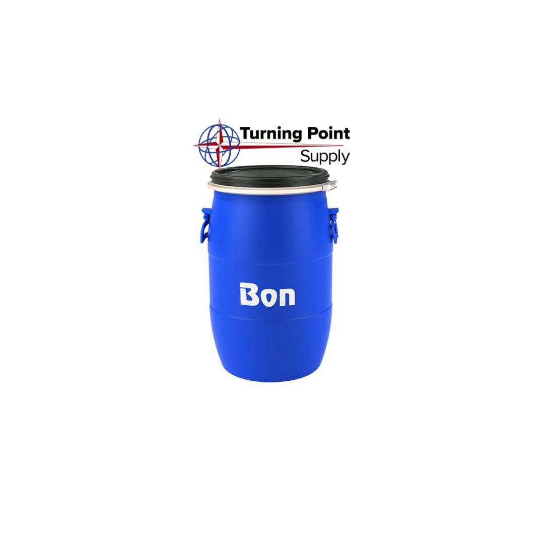 MIXING BARREL -15 GALLON PLASTIC by Bon Tools - 22-816