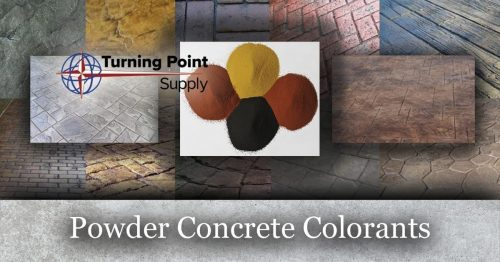 Powder Concrete Colorants