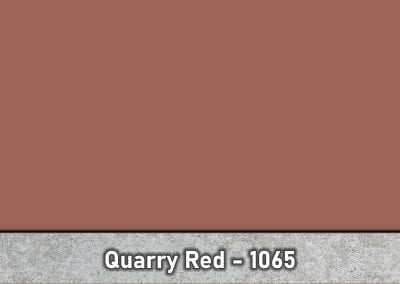 Quarry Red - Stamped Concrete Powder Release - Antique Release by Brickform - Special Order - Part # - 1065