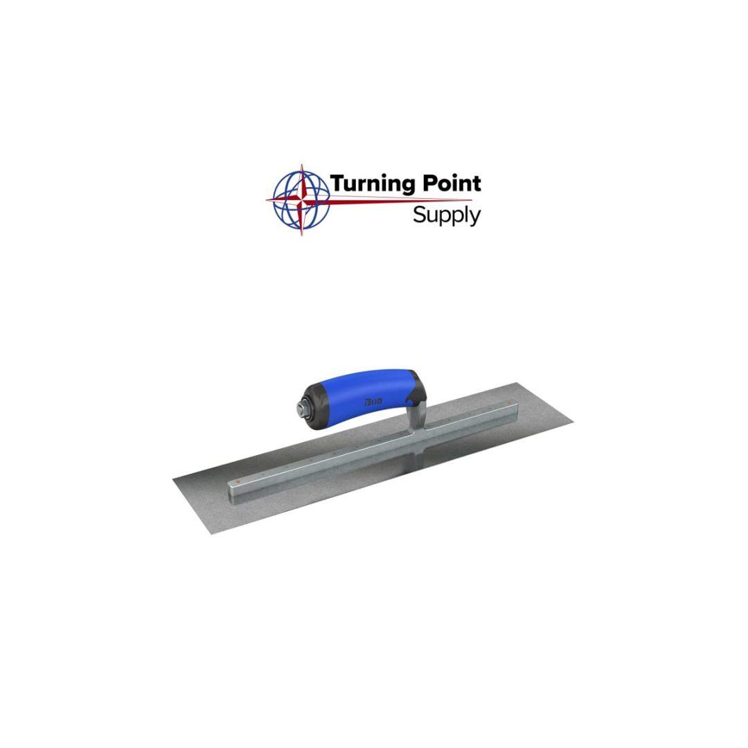 STEEL FINISHING TROWEL SQUARE END - 16 X 4 Bon Tools 67-235