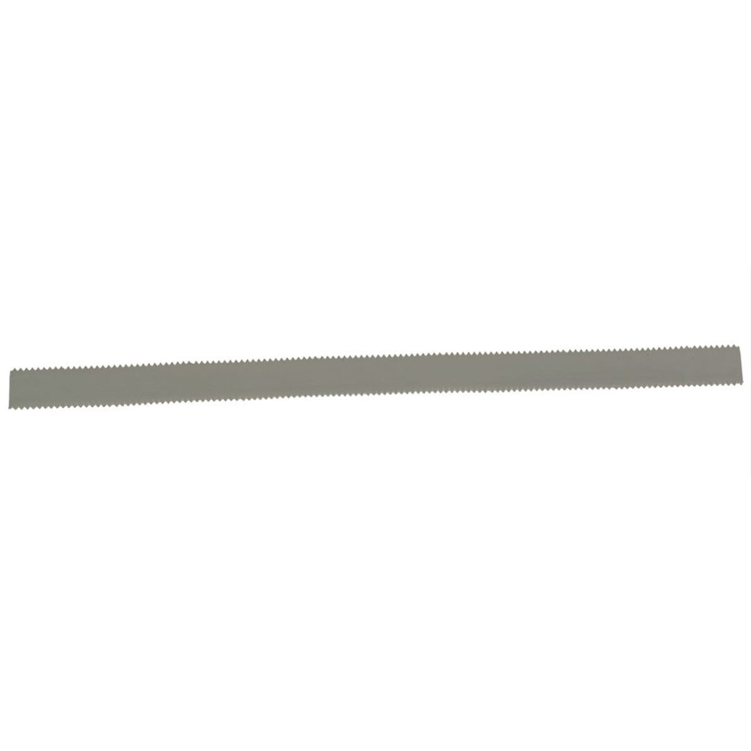 "24"" EPDM Gray Squeegee Blade 3/16"" Notch Notched Both Sides 79250"