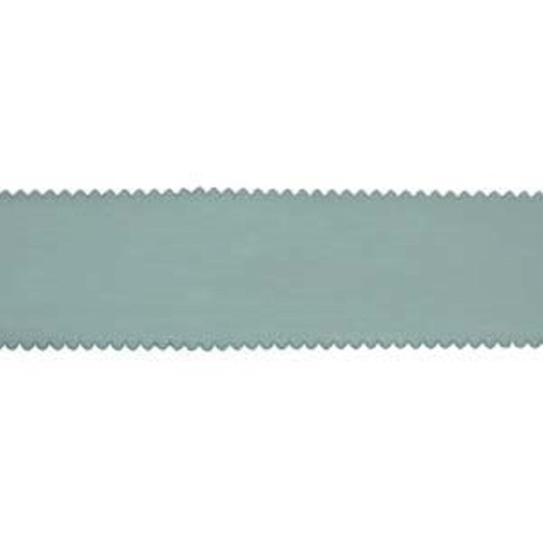 """24"""" EPDM Gray Squeegee Blade 1-2 Notch Notched Both Sides 79310"""