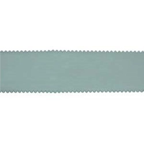 "24"" EPDM Gray Squeegee Blade, 1/8"" Notch Notched Both Sides 79230"