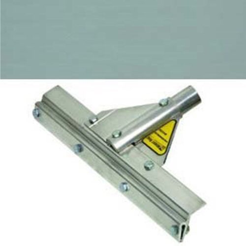 "24"" Complete Squeegee No-Notch EPDM Blade Threaded Handle 78554"
