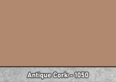 Antique Cork 1050 Concrete Color Hardener by Brickform available at Turning Point Supply Charlotte and Raleigh North Carolina locations.
