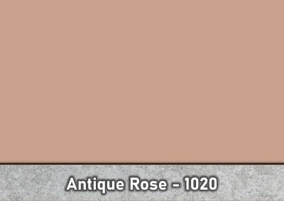 Antique Rose 1020 Concrete Color Hardener by Brickform available at Turning Point Supply Charlotte and Raleigh North Carolina locations.